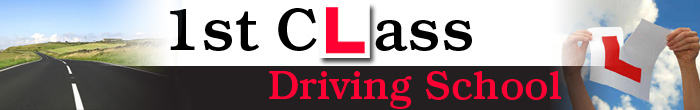 1st Class Driving School Edinburgh